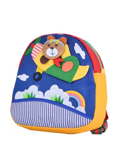 Рюкзак с объёмной аппликацией Vitacci 24032