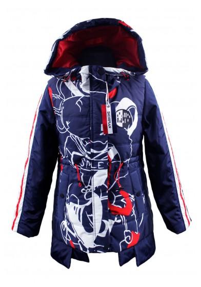 Удлиненная куртка - 1 Skorpian SK-MM2195