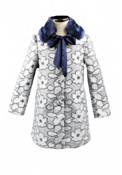 Элегантное пальто со съёмным воротником Vitacci 2161024
