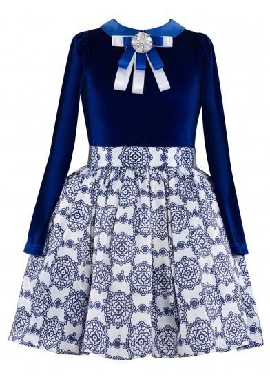 Элегантное платье Perlitta PRA051602