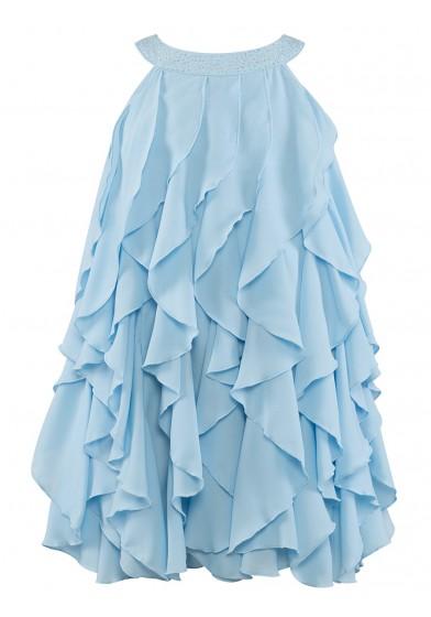 Пплатье A-силуэта Perlitta PRA061603
