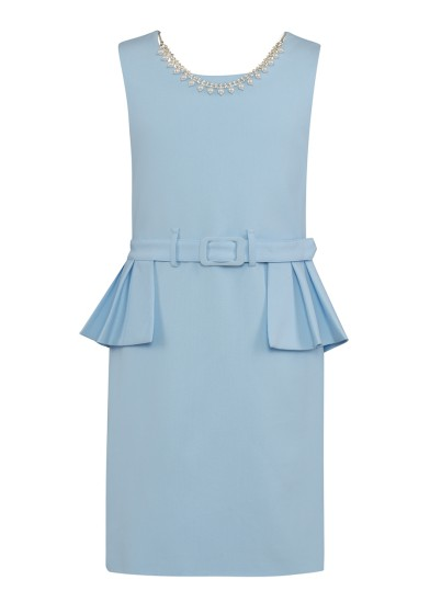 Модное платье-футляр Perlitta PRA061614