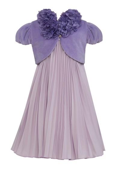 Комплект (платье, болеро) Perlitta PRAk061601
