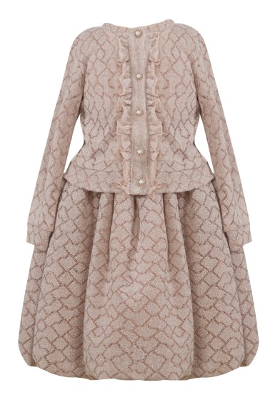 Комплект (платье, кофта) Perlitta PRAk061602