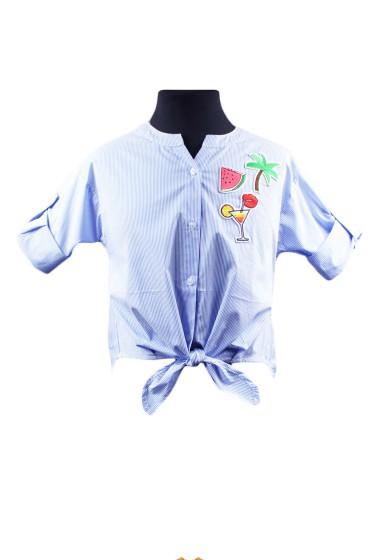 """Рубашка """"Коктейль"""" Deloras"""