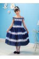 Великолепное платье для летних праздников
