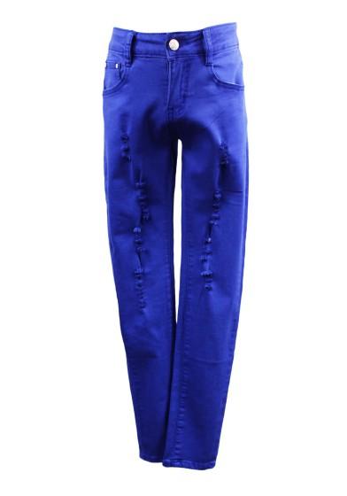 Яркие джинсы Deloras 29392