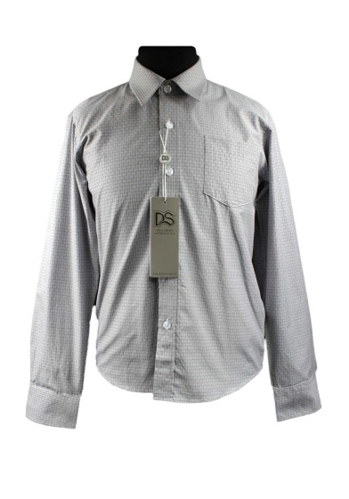 Рубашка в мелкую клетку Deloras 70347F