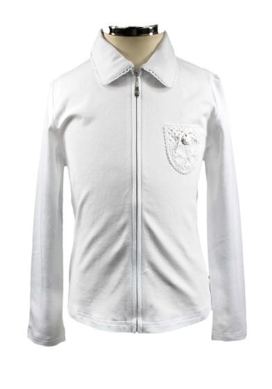 Блузка на молнии - 1 Deloras 60602