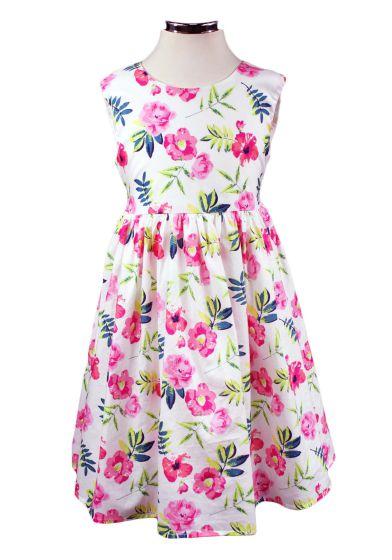 """Платье """"Розовые цветы"""" Vitacci 2172048"""