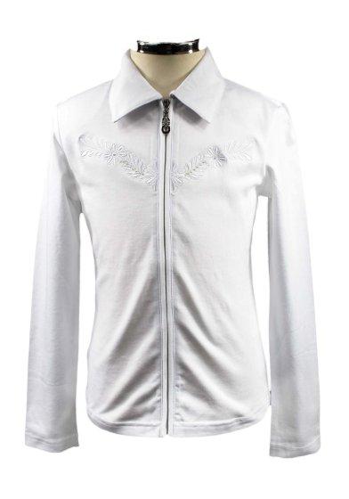 Однотонная блузка Vitacci 60519
