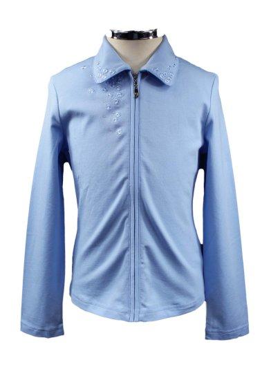 Блузка с вышивкой - 1 Vitacci 60557