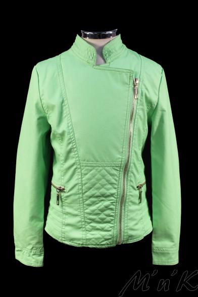 Стильная куртка-косуха 1626 Olimpia
