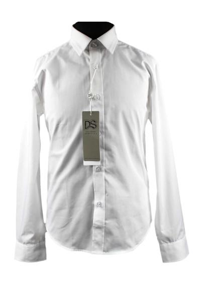 Классическая белая рубашка Deloras 70332