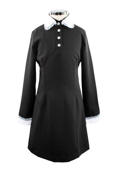 Элегантное платье в школу Olimpia 3168-1