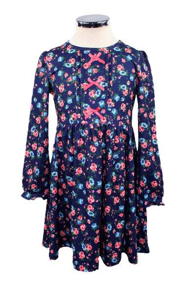 Трикотажное платье Deloras 17329F