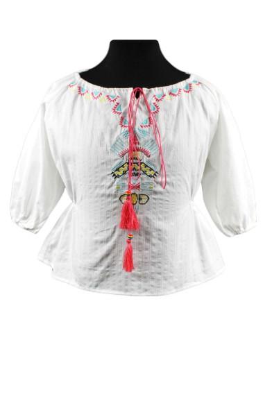 Блузка в этностиле - 1 Deloras 29333