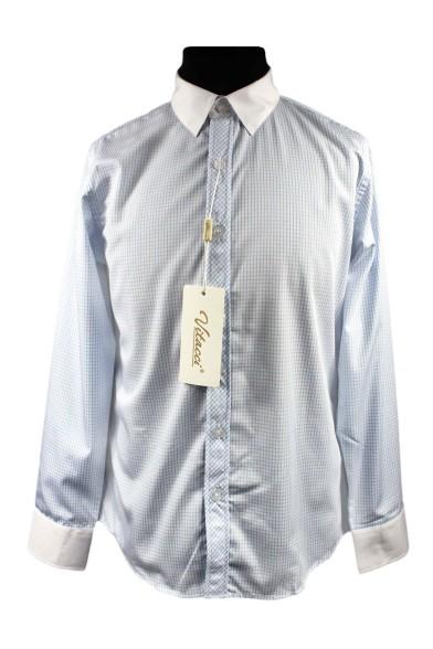 Рубашка в клетку Vitacci 1163025