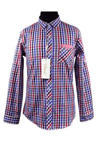 Рубашка в клетку - 1 Vitacci