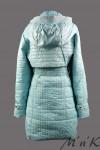 Пальто-трансформер 14006