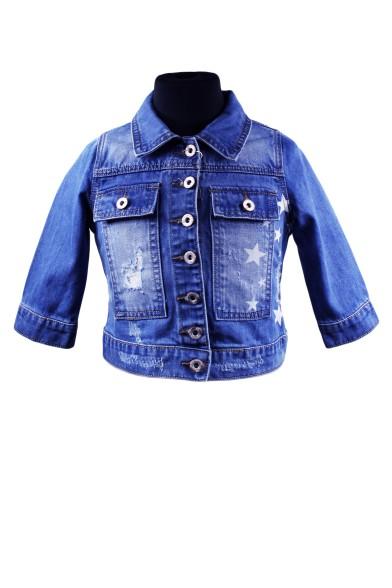 Модная джинсовка Vitacci 2172150