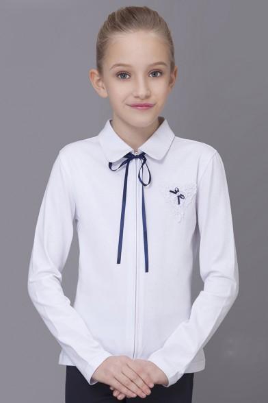 Блузка на молнии - 1 Deloras 61311
