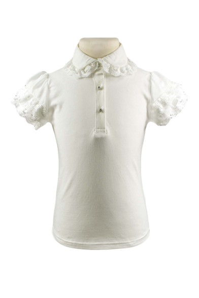 Блузка с короткими рукавами Deloras 61316S