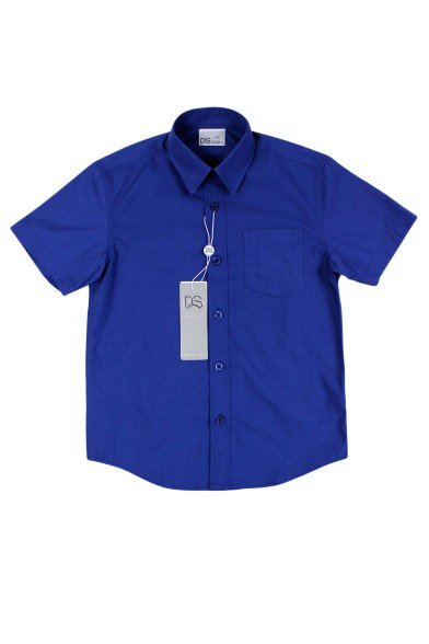Однотонная рубашка Deloras 70479S