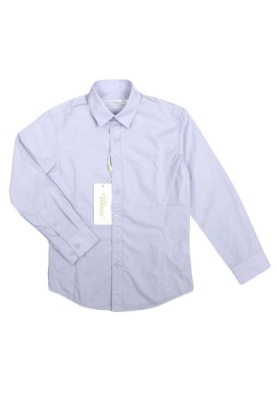 Классическая серая рубашка Vitacci 1173020-02