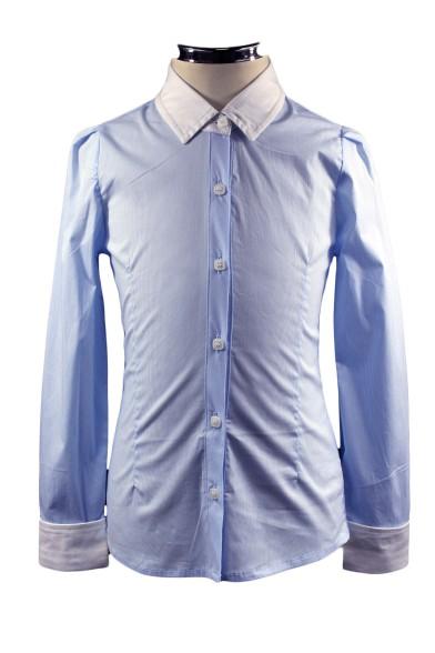 Рубашка в мелкую полоску Vitacci 2173025