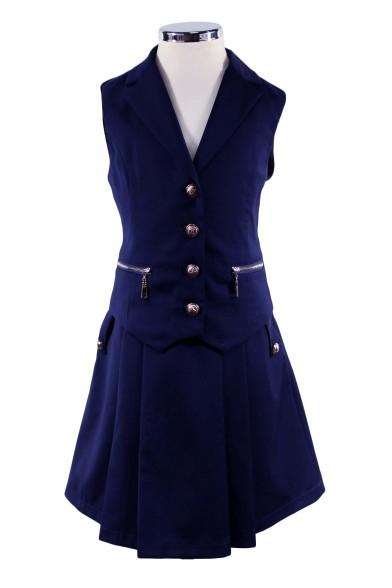 Комплект (юбка+жилет) - 7 Vitacci 2173068/2173080