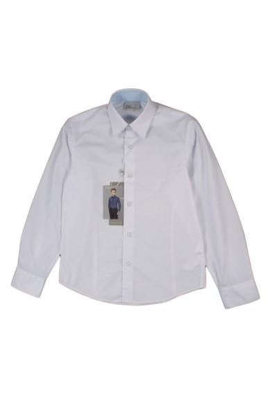 Однотонная рубашка Deloras C70466