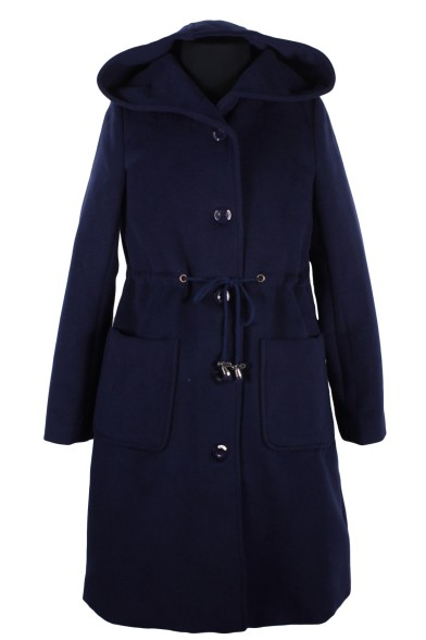 Драповое пальто Vitacci