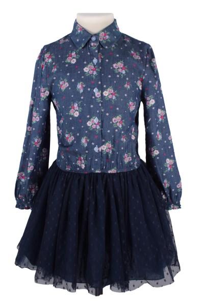 Платье с пышной юбкой Deloras