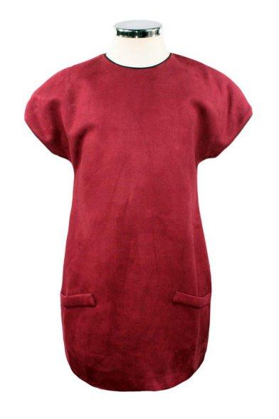 Стильное платье свободного кроя Vitacci 2161030-17