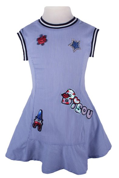 Летнее платье Deloras
