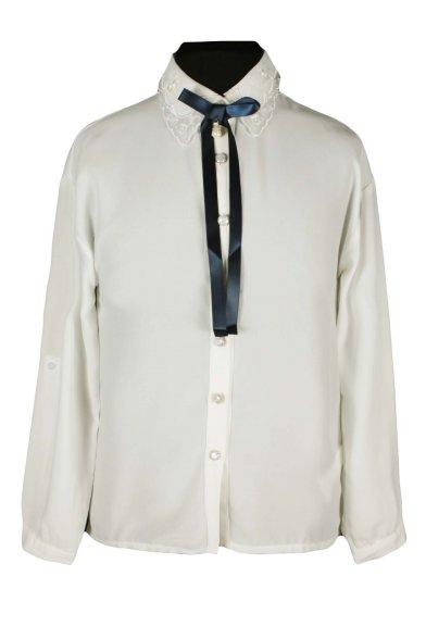Шифоновая рубашка Deloras