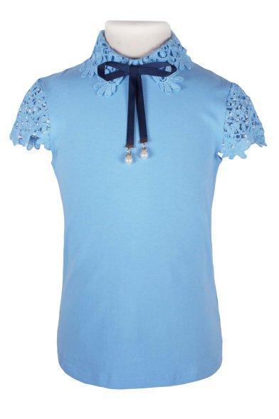 Блузка с кружевом - 1 Deloras