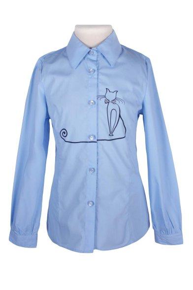 Приталенная рубашка Deloras