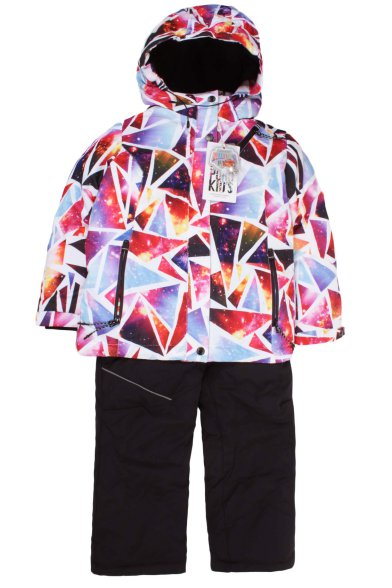 Зимний комплект (куртка +полукомбинезон) PurosPoro
