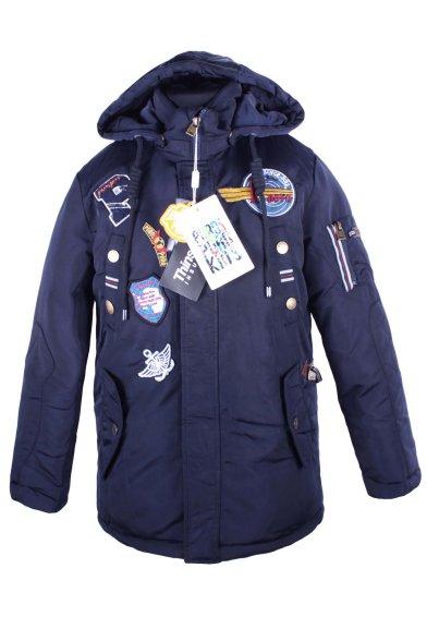 Удлинённая куртка PurosPoro
