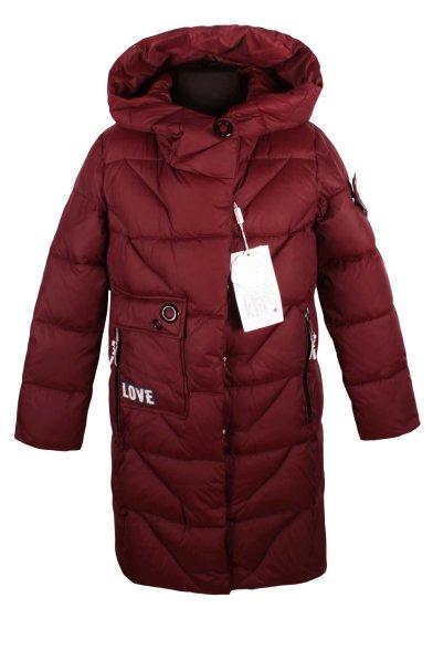 Стёганное пальто (еврозима) PurosPoro