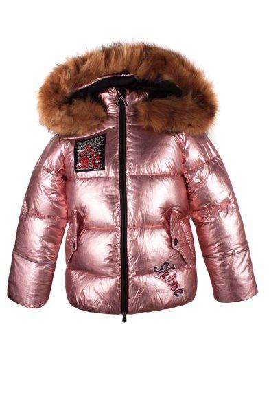 Куртка с металлизированным эффектом Deloras