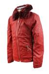 Утепленная кожаная куртка - 5