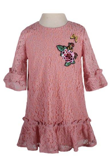 Кружевное платье Deloras