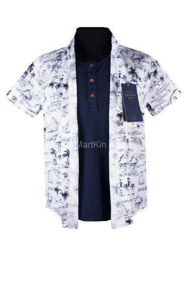 Рубашка-обманка Nukutavake