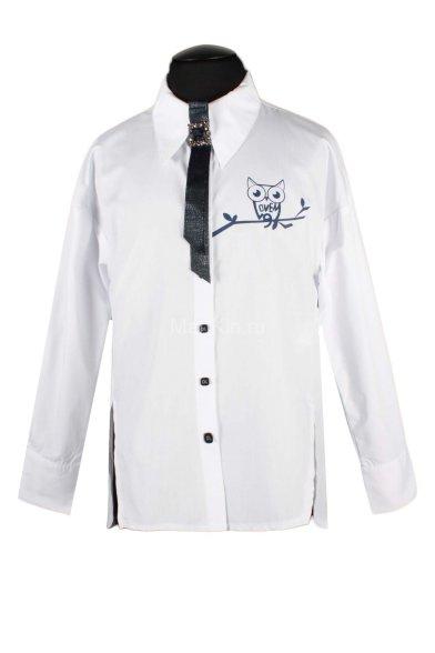 Рубашка с галстуком Deloras