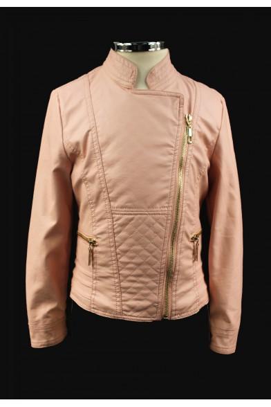 Стильная куртка косуха Olimpia