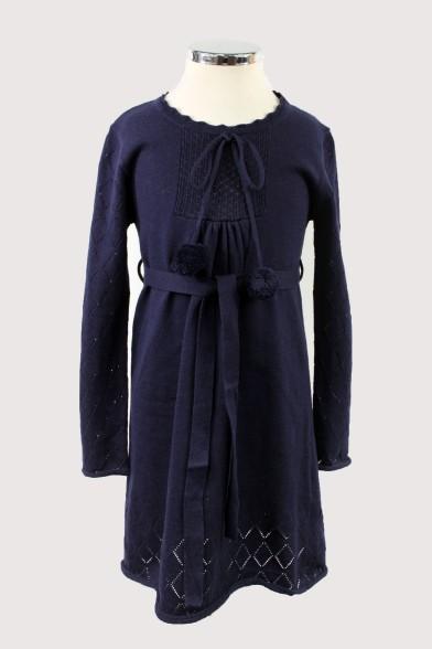Практичное Вязаное Платье Vitacci