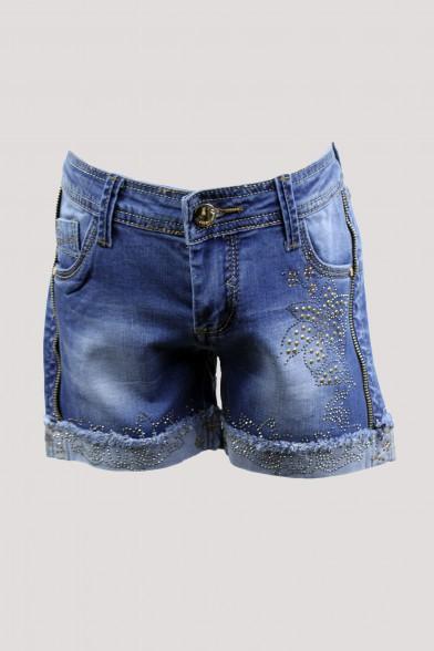 Удобные джинсовые шорты Vitacci